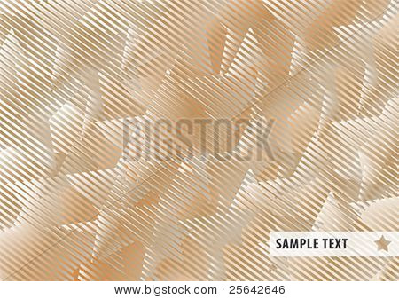 Abstract background from striped stars. Vector illustration.