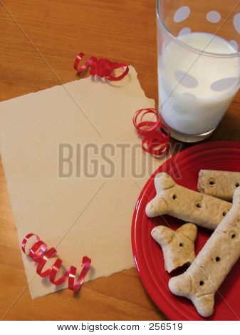Cookies For Dog-santa
