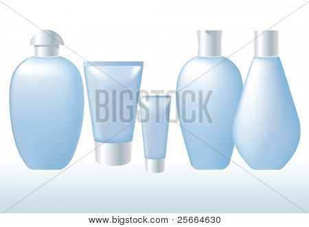 cosmetics packing (look for vector version in my portfolio)