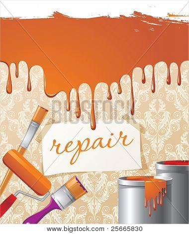 repair composition