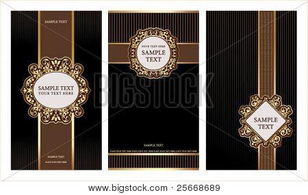 sets of label design