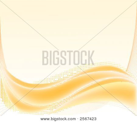 Abstract Artistic  Design   Background  - Vector