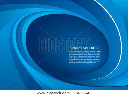 vector of abstract background and layout