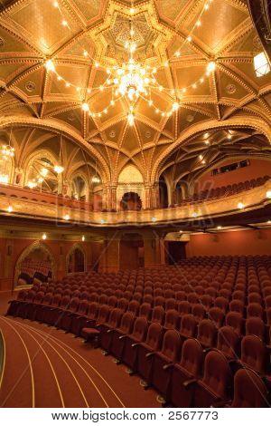 Old Cinema Interiors