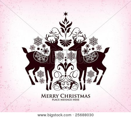 christmas vector design