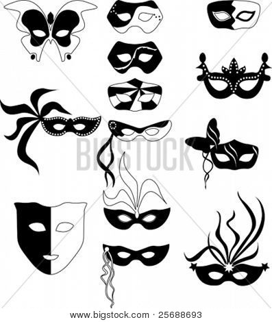 Mask collection