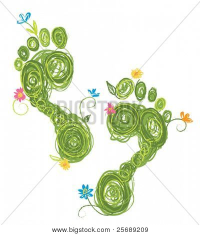 Eco-footprints
