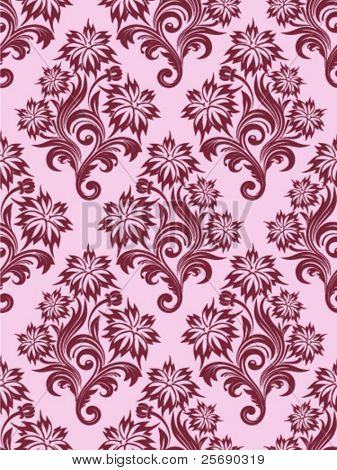 vector seamless ornament pattern