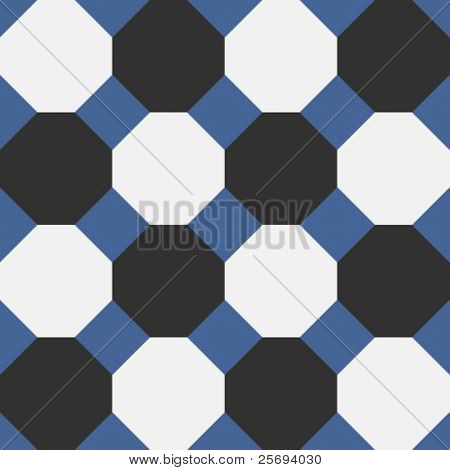 Vector ceramic tiles with seamless pattern 4
