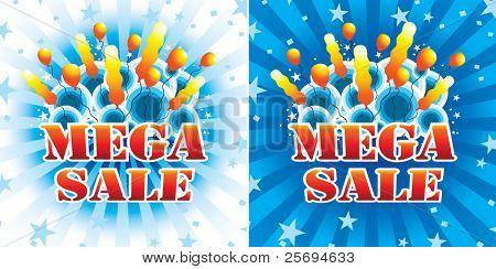 sale template
