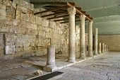 image of cardo  - columns in cardo - JPG