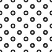Circle Loading Bar Pattern. Simple Illustration Of Circle Loading Bar Pattern For Web poster