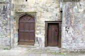 Ancient Doors Of The Past