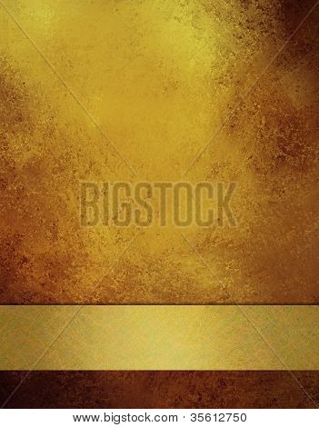 Gold Background Texture for Christmas