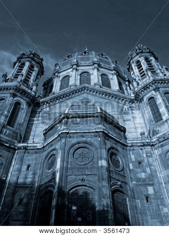 Paris - The Saint-Augustin Church