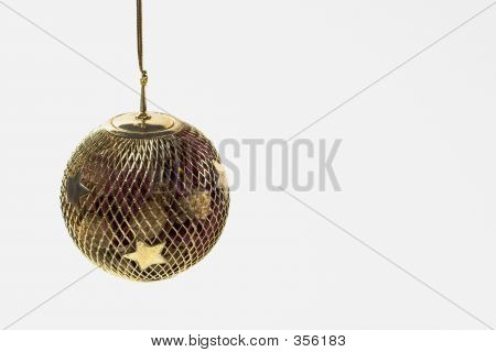 Wire Mesh Christmas Ball