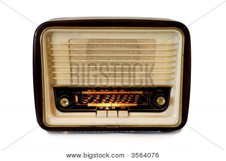 Vintag Old Radio