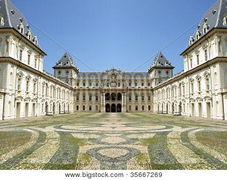 Castello Del Valentino Turin