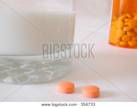 Milk And Two Pills 2191
