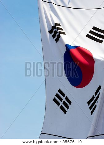 Flag Of Korea