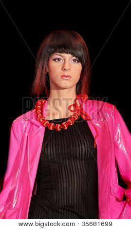 model fashion show