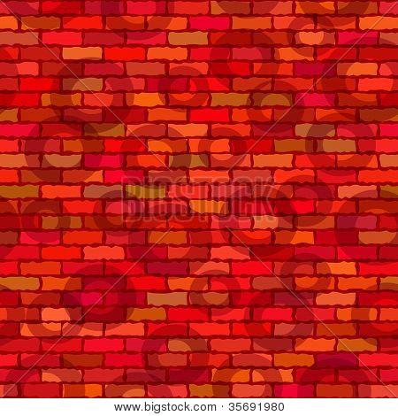 Brick wall, seamless