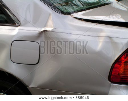 Body Damage From Car Accident