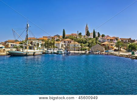 Town of Kali, Island of Ugljan