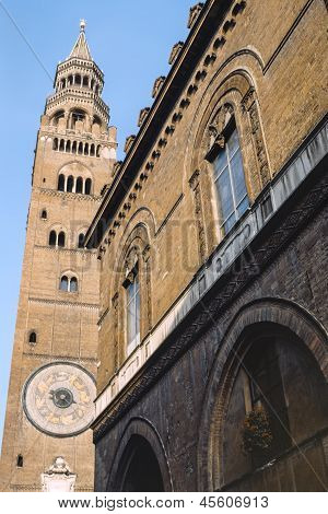 Cremona - Torrazzo