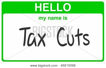 Name Tax Cuts