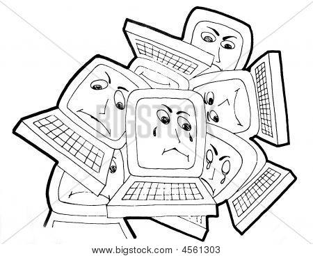 Computer Scrap Heap