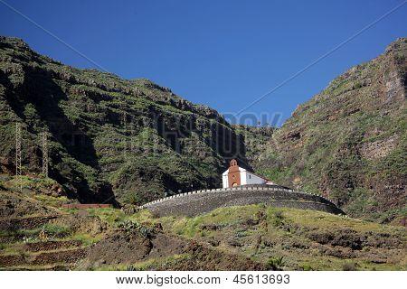 Church in Valle Gran Rey