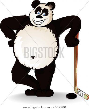Hockey Panda