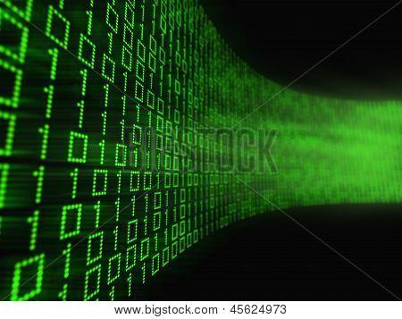 Binary Data Stream
