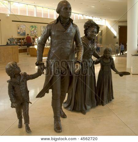 Bronze Sculptures Of Washington, Dc