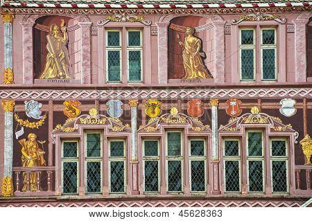 Mulhouse - Historic Palace