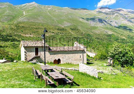 Santuario Giovanni Paolo II, San Pietro Della Ienca, Abruzzo, Italy