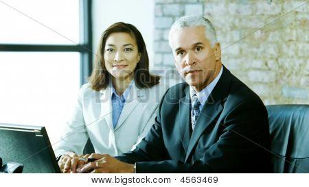 Group Business Portrait