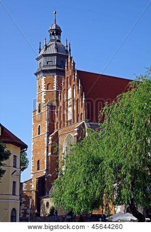 St.Joseph church in Krakow