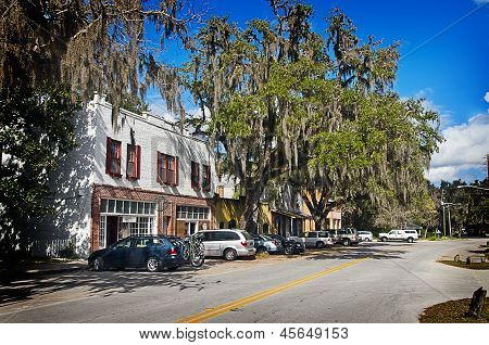 Historic Micanopy Florida