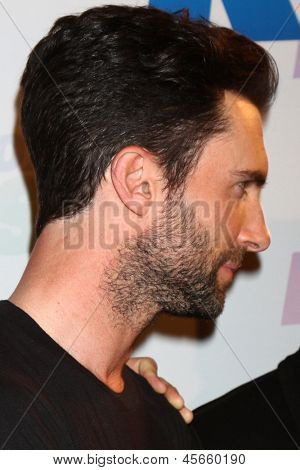 LOS ANGELES - MAY 11:  Adam Levine attends the 2013 Wango Tango concert produced by KIIS-FM at the Home Depot Center on May 11, 2013 in Carson, CA