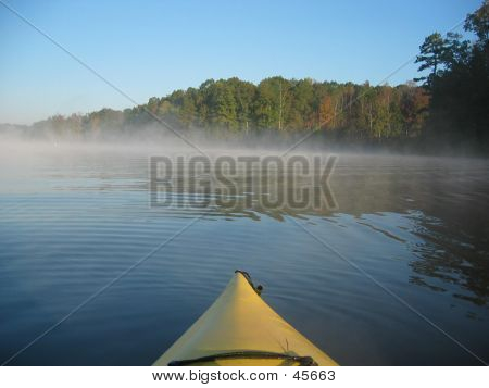 Early Morning Kayak