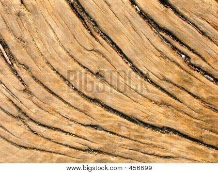 Old Wood Grain Pattern
