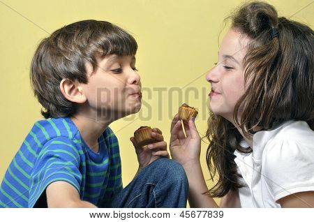 Fun With Cupcakes