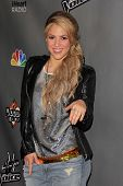 LOS ANGELES - MAY 8:  Shakira arrives at