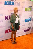 LOS ANGELES - MAY 11:  Emeli Sande attend the 2013 Wango Tango concert produced by KIIS-FM at the Ho