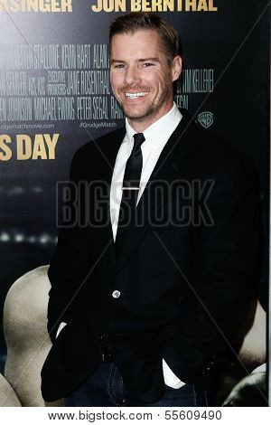 NEW YORK-DEC 16: Actor Josh Cowdery attends the world premiere of