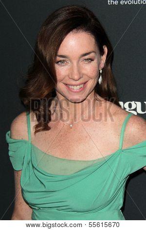 LOS ANGELES - DEC 16:  Julianne Nicholson at the