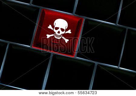 Online Hack Concept