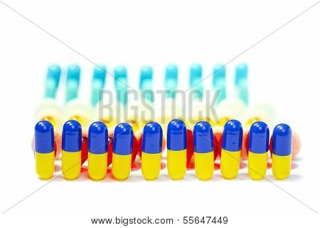 Medical Capsules and Tablets